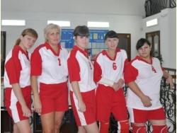 В Тюмени завершились соревнования по волейболу среди женских команд в рамках Х Спартакиады федеральных органов власти