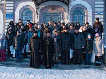 В Ялуторовске прошел День Православного студенчества
