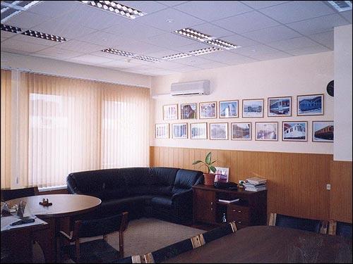 готовые офисные помещения Бориса Жигуленкова улица