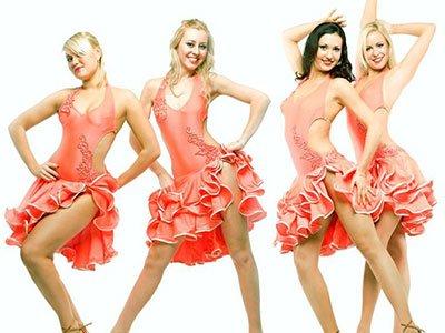 танцевальные программы для похудения видео