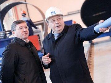 В Тюменской области наладили производство емкостного оборудования