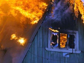 Накануне в Тюменской области сгорели два дома