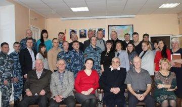 Ветераны тюменских исправительных колоний встретились с молодыми сотрудниками