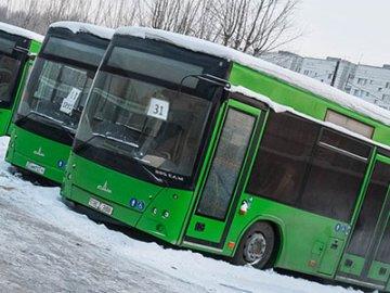 В Рождественскую ночь в Тюмени будут ходить 4 автобусных маршрута