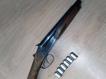В Голышманово транспортные полицейские изъяли у местного жителя ружейный обрез