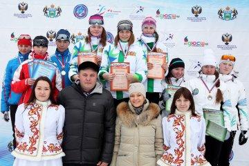 Тюменские биатлонисты вышли в финал всероссийской Спартакиады