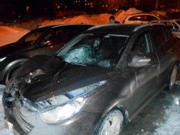 В Тобольске водитель насмерть сбил пешехода и отправился праздновать свой день рождения