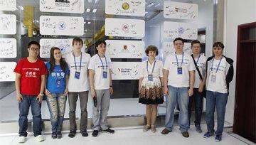 Студенты радиофака УрФУ вошли в число победителей международных соревнований по суперкомпьютерам