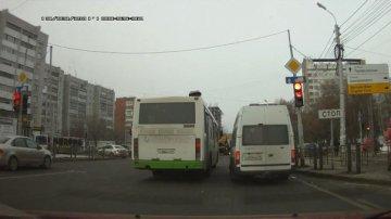 ГИБДД разберется с автобусниками