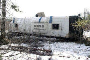 Водителю междугороднего автобуса Энверу Абасову, погубившему в ДТП четырех пассажиров, грозит 7 лет колонии
