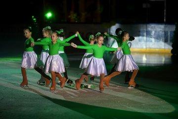 Тюменские фигуристы устроят для горожан  ледовое шоу