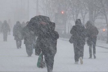 В Тюмени объявлено штормовое предупреждение