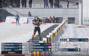 На чемпионат Европы по биатлону в Тюмени продана уже почти четверть всех входных билетов
