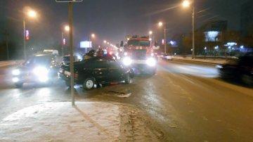 Госавтоинспекция ищет очевидцев ДТП с пожарной машиной на ул. Широтной