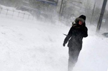 Завтра метель завалит Тюмень снегом