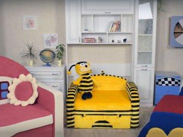 Мебель для ребенка. Тонкости выбора