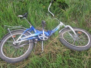 В Тюменской области легковушка сбила велосипедиста. 34-летний мужчина находится в коме