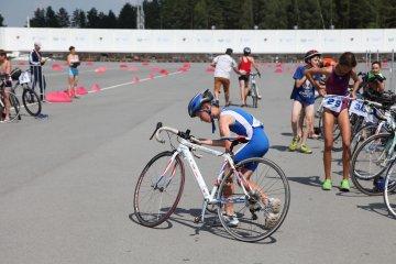 Юные триатлонисты России посоревнуются за звание лучшего в «Жемчужине Сибири»