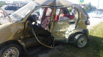 Пятеро погибших и 23 раненых в 21 дорожной аварии. Такова печальная статистика минувших выходных в Тюменской области